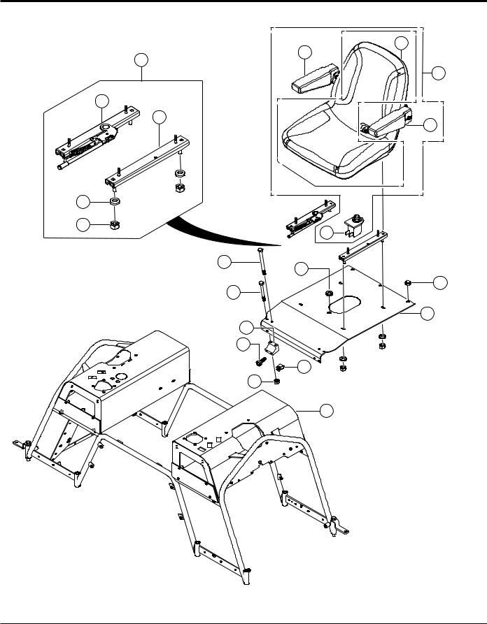 Multiquip HTXD6i User Manual