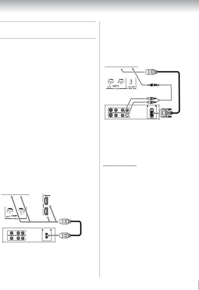 Toshiba 46UX600U, 40UX600U, 55UX600U User Manual