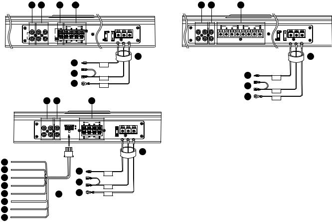 Alpine V12 MRV-F540, V12 MRV-F450, V12 MRV-F340, MRV-F450