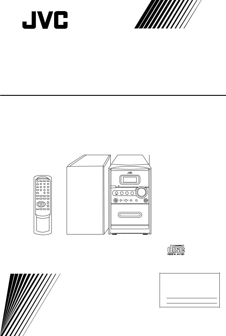JVC FS-H300 User Manual