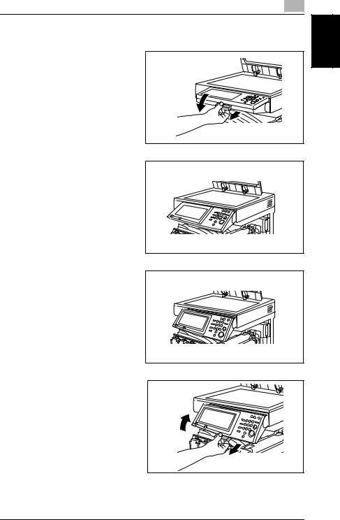 Konica Minolta K8020 User Manual