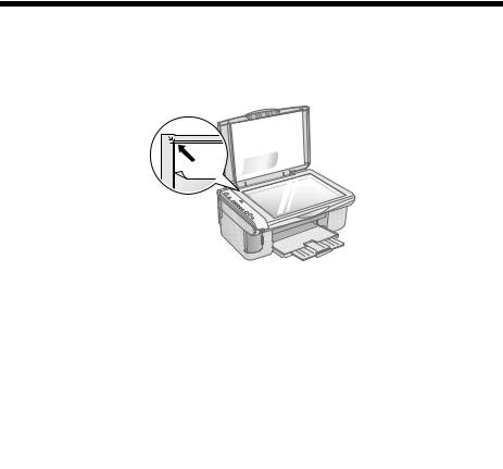 Epson Stylus CX5000, CX5000 User Manual