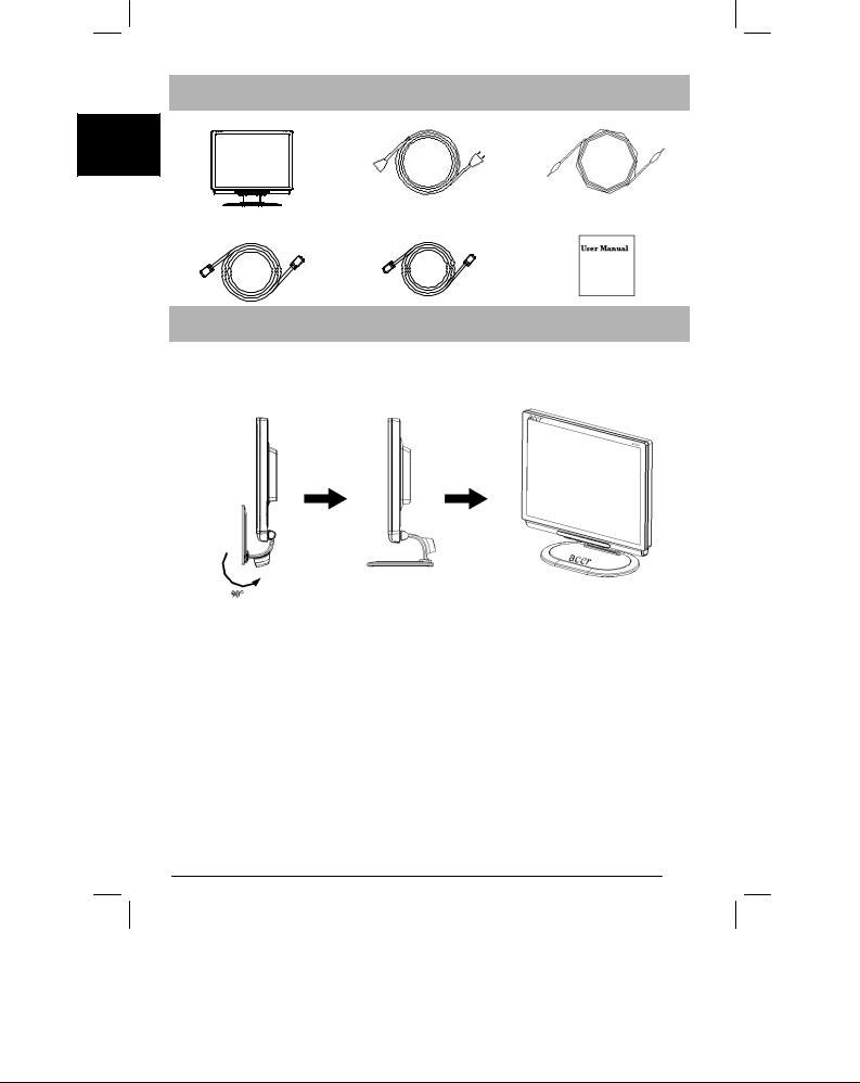 Acer AL2021, AL2021M User Manual