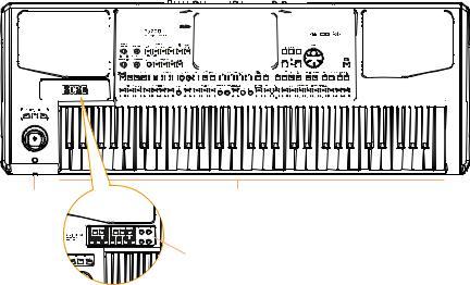 Korg PA700 Oriental, PA700 User Manual