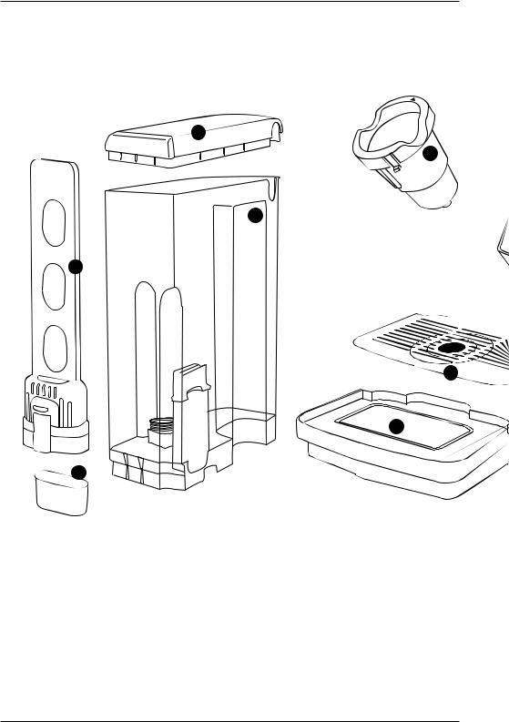 Keurig SS-700BK, SS-700, B66, Cuisinart SS-700 User Manual