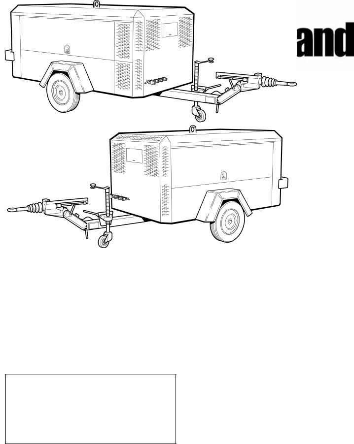 Ingersoll-Rand 7120 User Manual