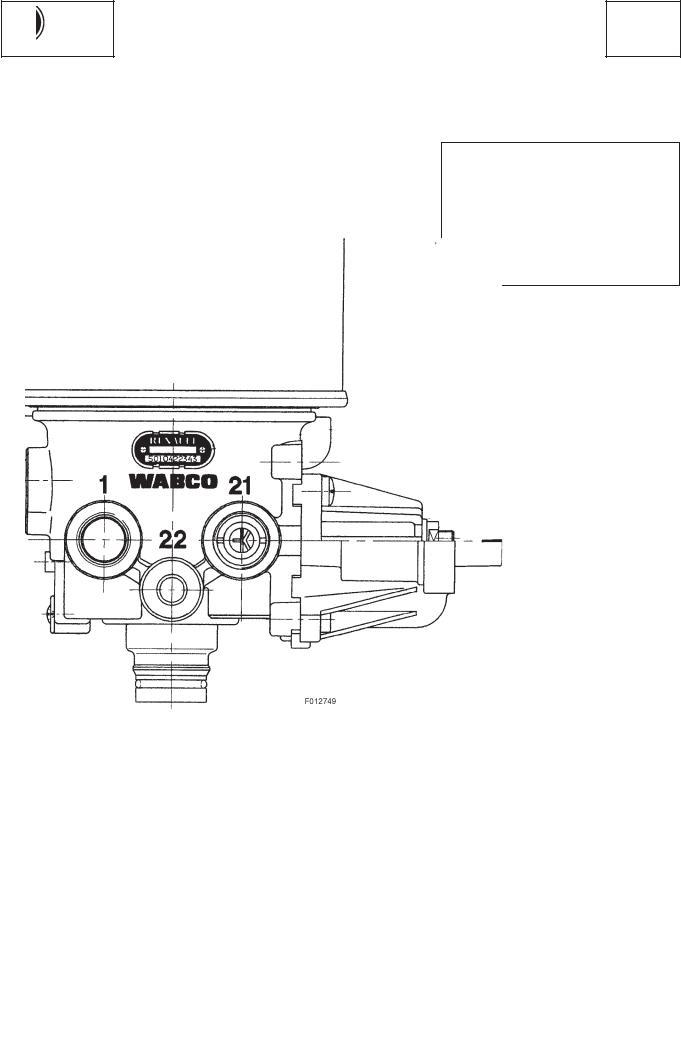 Renault MIDLUM, KERAX, PREMIUM, MAGNUM Service Manual