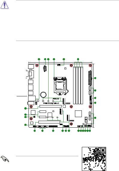 Asus Prime Q370M-C User Manual