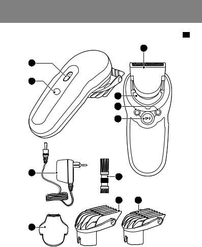 Philips QC5170 User Manual