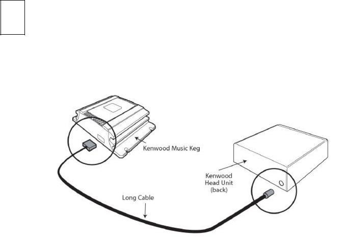 Kenwood Excelon Music Keg KHD-CX910 User Manual