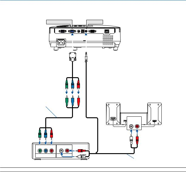 NEC NP215, NP210, NP115, NP110 User Manual