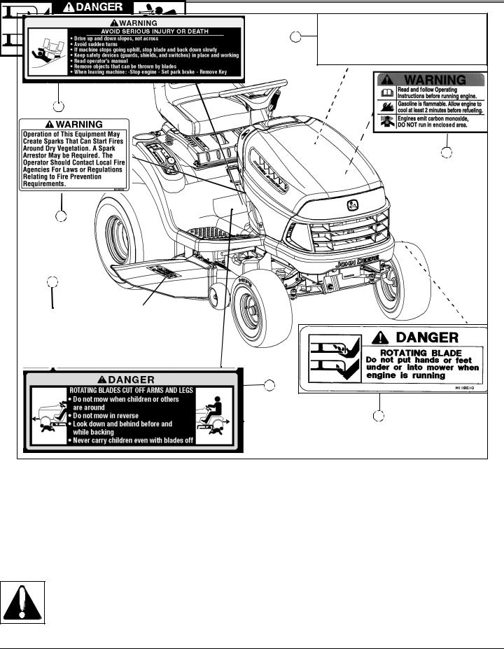 John Deere 100 Series, la105 User Manual
