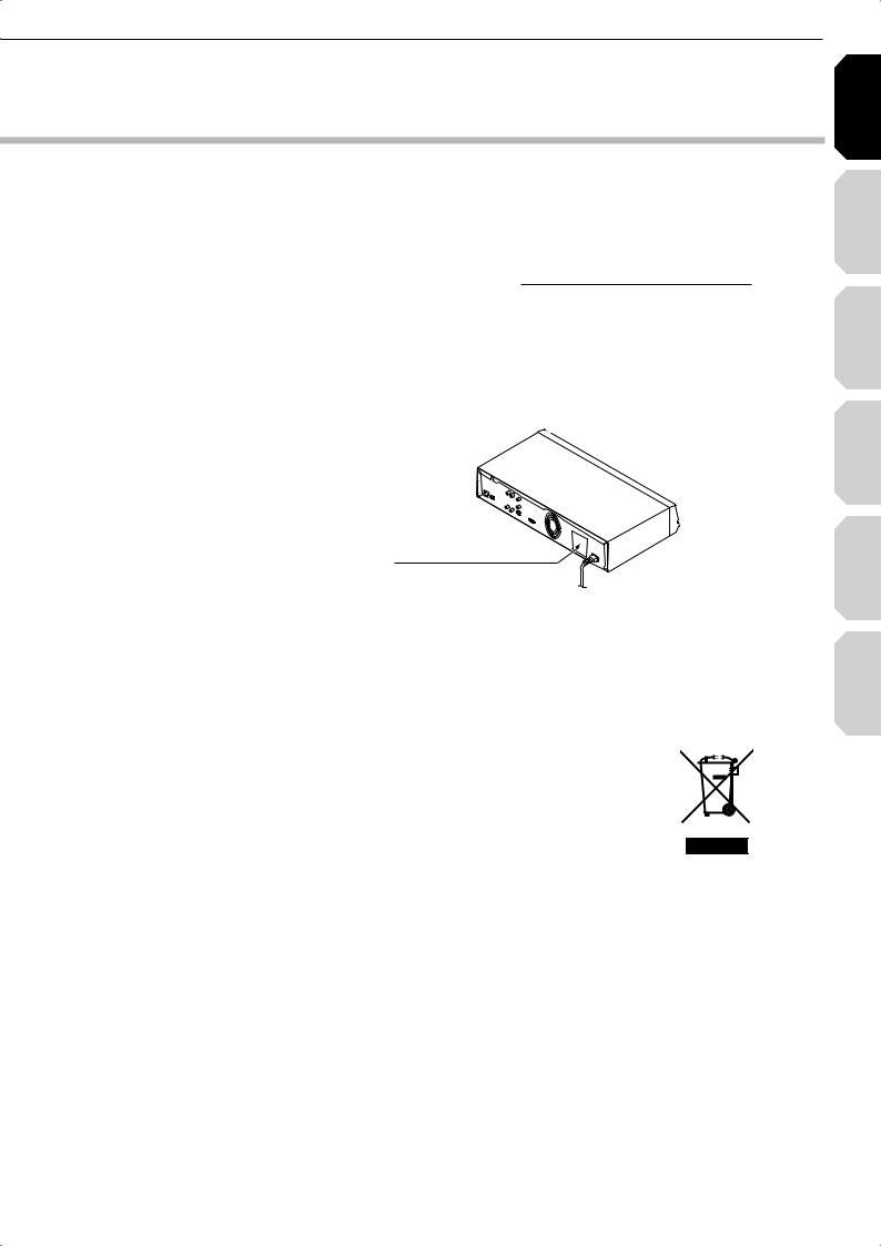 Toshiba HD-E1KE User Manual