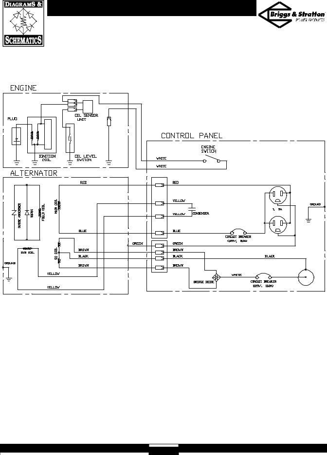 Briggs & Stratton 01532-2 User Manual