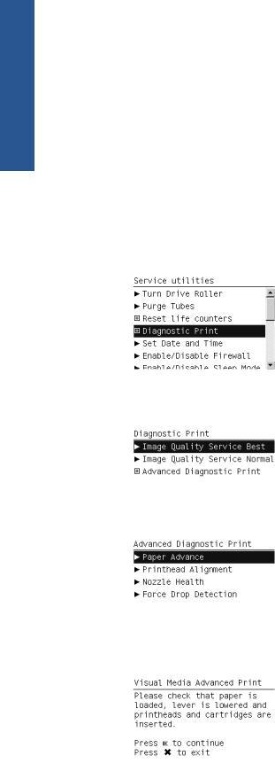HP Designjet T770, T1200, Designjet T770 T1200 Diagramas