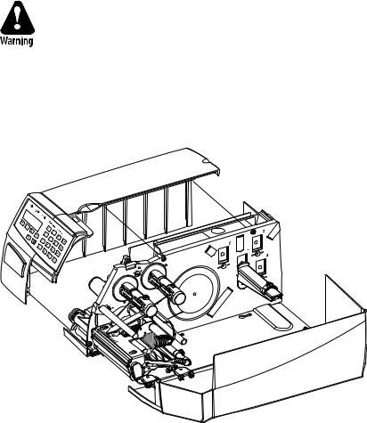 Intermec PX4I, PF4i, PX6i, PM4i, PF4i Compact Industrial