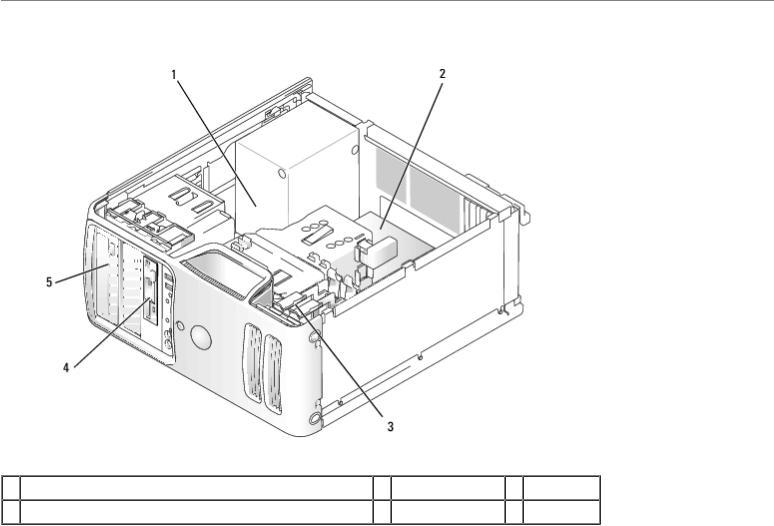 Dell E520 User Manual