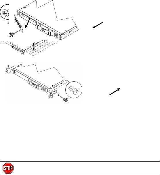 APC Smart UPS 1000 VA User Manual