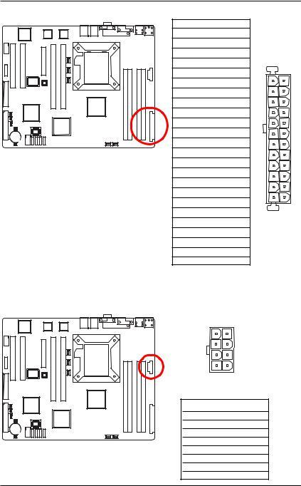 Intel GA-4MXSV User Manual
