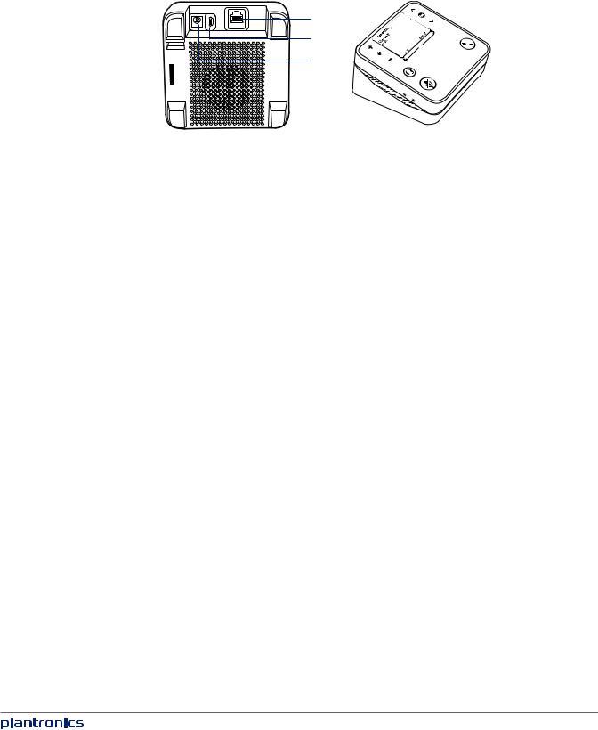 Plantronics Calisto 835 User Manual