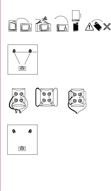 B&W NAUTILUS 802, NAUTILUS 801 User Manual