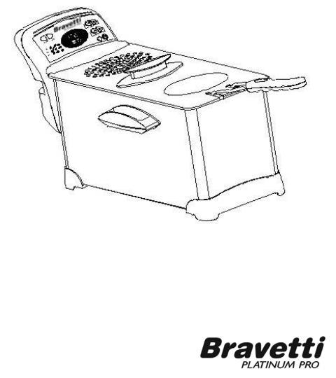 Bravetti F1065D User Manual