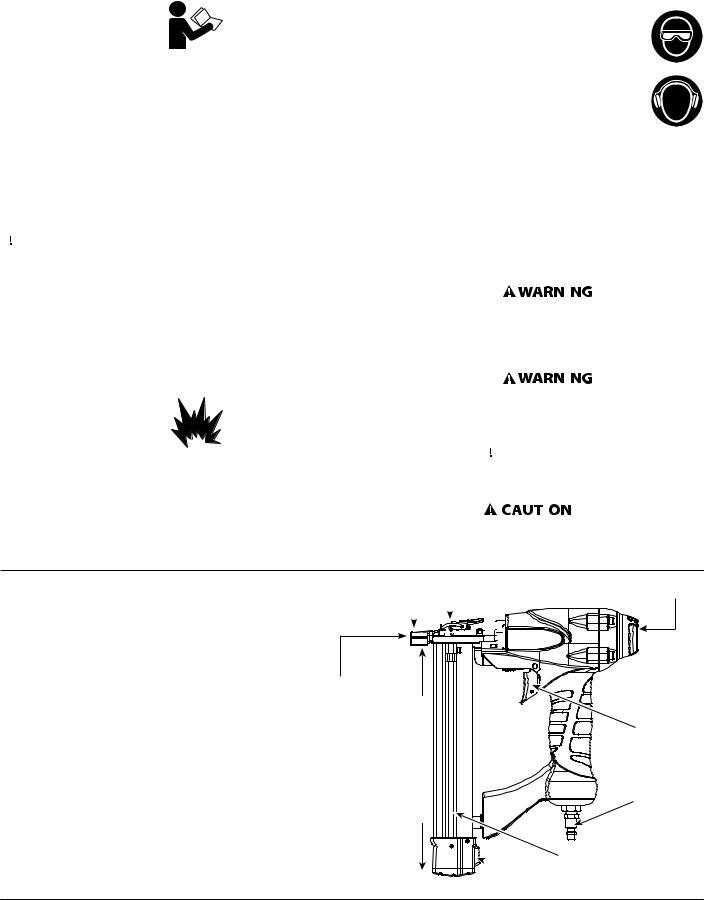 Campbell Hausfeld CHN10310, IN700502AV User Manual