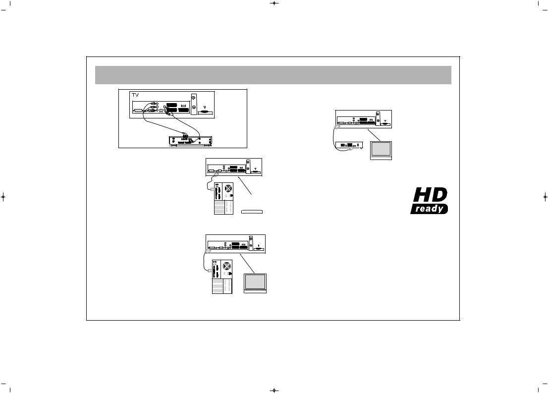 Salora LCD-2635TN Instruction Manual
