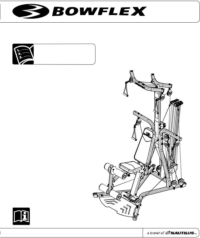 Bowflex PR3000 User Manual