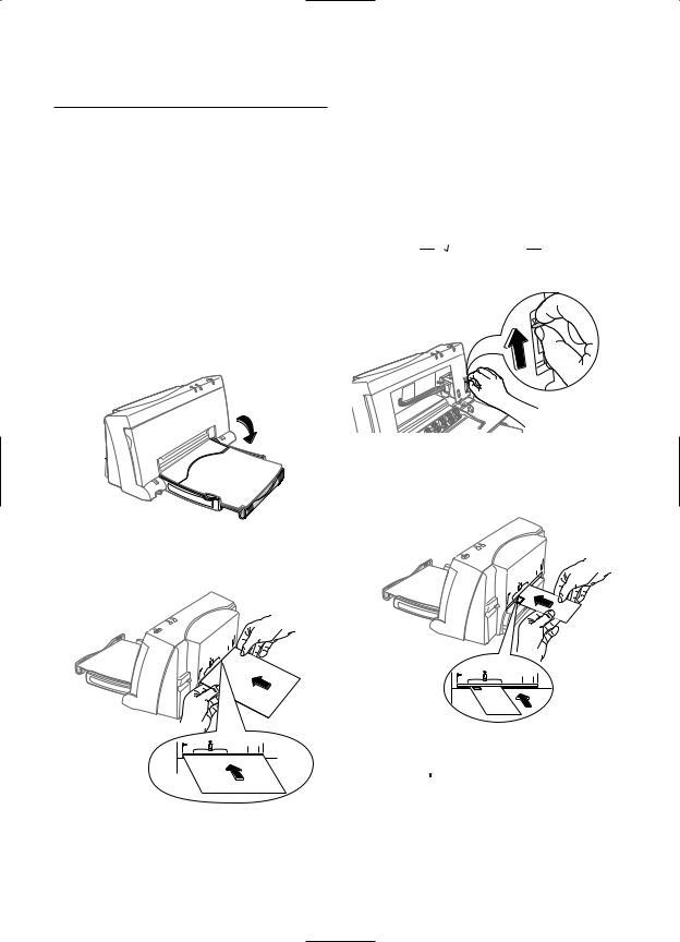 HP Deskjet 400 Printer User Manual