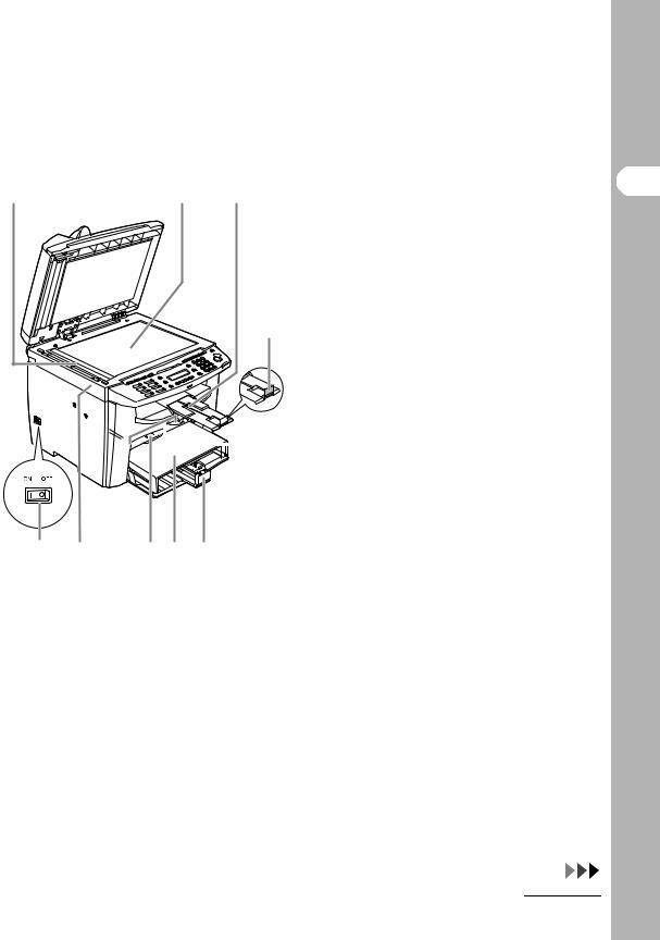 Canon i-SENSYS MF4140 User Manual