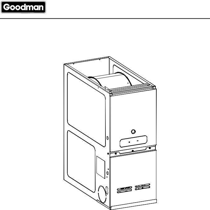 Goodman Mfg GDH80453AXCA, GDH80703AXCA, GDH80904BXCA