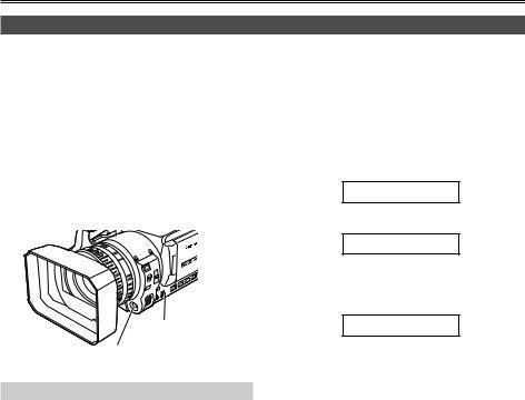Panasonic AG-HVX200 User Manual