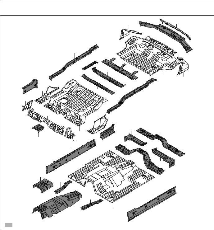Kia Sorento 2002 Body Shop Manual