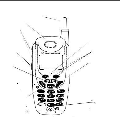 Motorola i2000plus User Manual