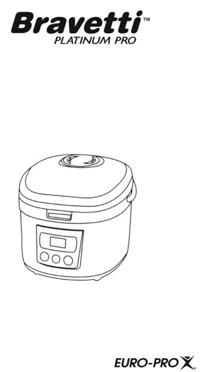 Bravetti MC665H User Manual