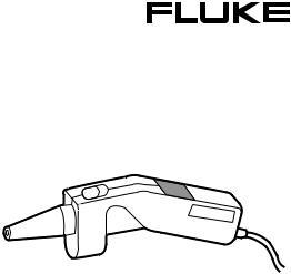Fluke E, 80T-IR, 80T-E User Manual