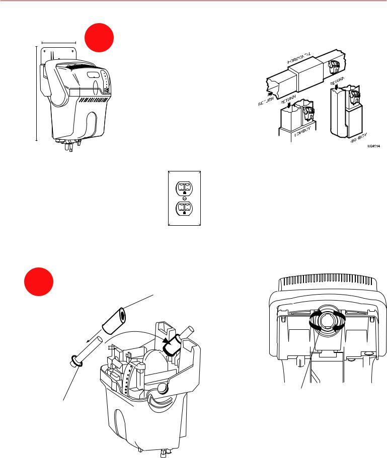 Honeywell HM506, HM509, HM512 User Manual