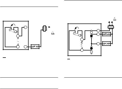 Honeywell T822C User Manual