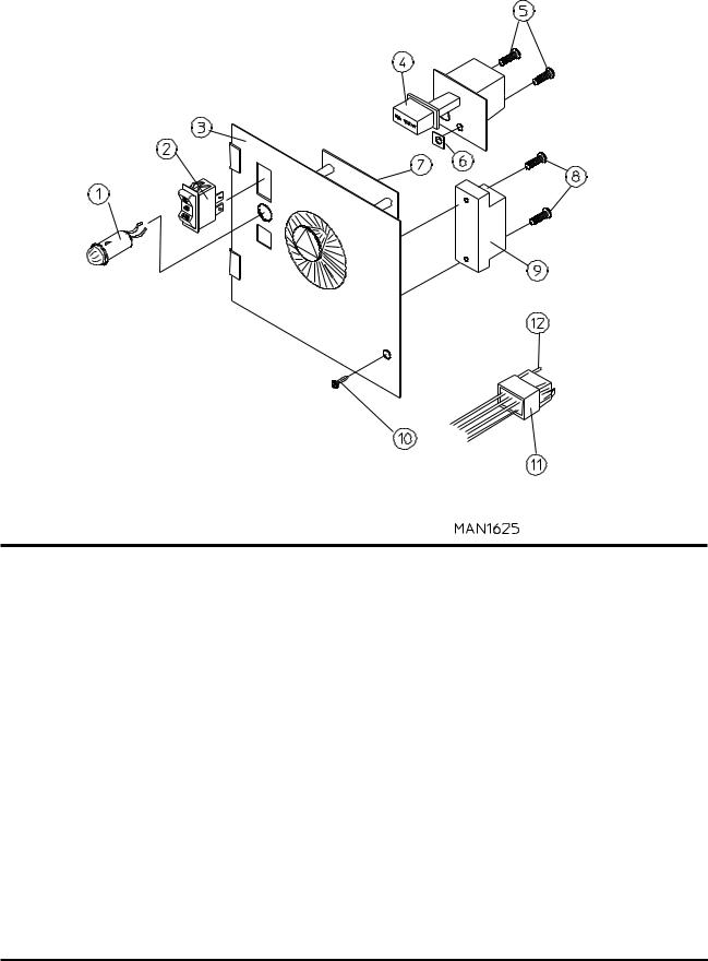 American Dryer Corp AD-50V User Manual