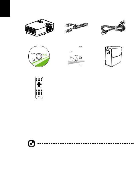 Acer VL7860 User Manual