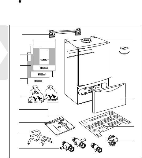 Vaillant TURBOmax Plus SERIES Installation Manual