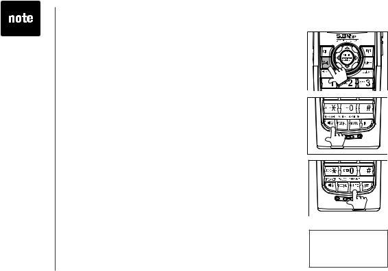 VTech I6768, I6787, i6777 User Manual