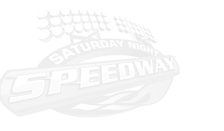 Games PC SATURDAY NIGHT-SPEEDWAY User Manual