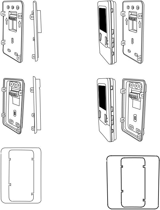 Carrier Infinity SYSTXCCUID01 User Manual