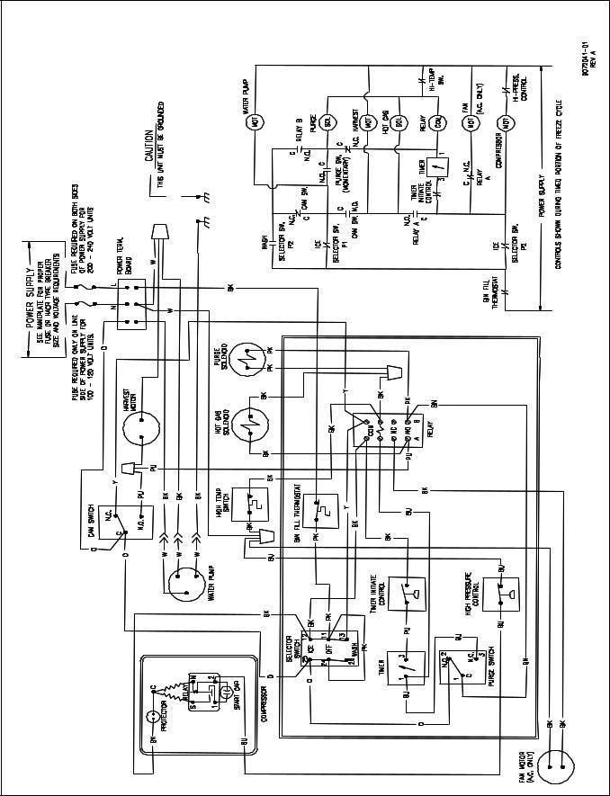 Ice-O-Matic ICEU225, ICEU226, ICEU150, ICEU220 User Manual
