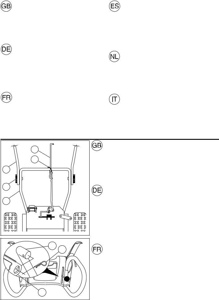Husqvarna ST 268EP User Manual