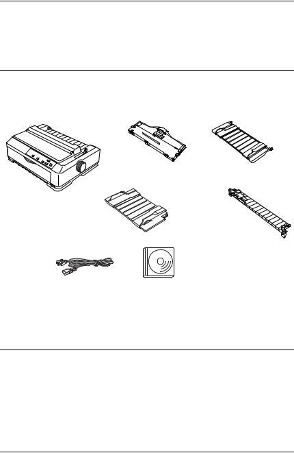 Epson LQ 2090, LQ 590 User Manual