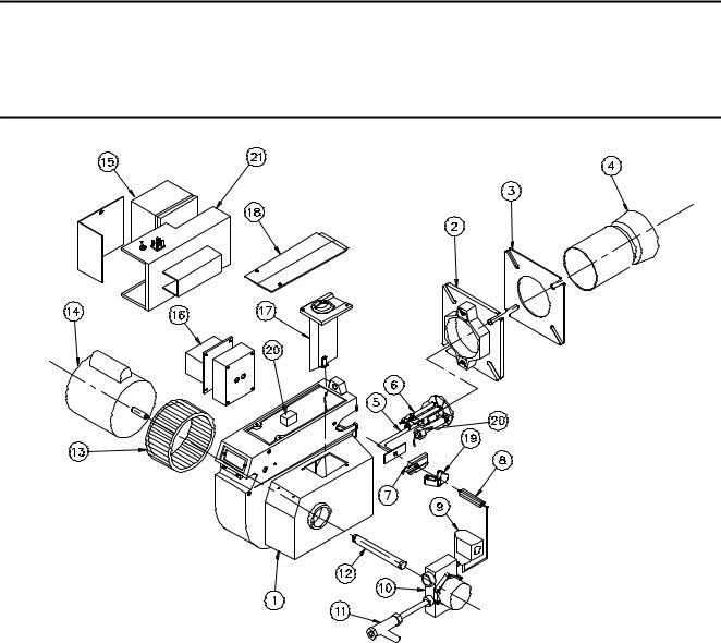 PVI Industries FIREPOWER B40 User Manual