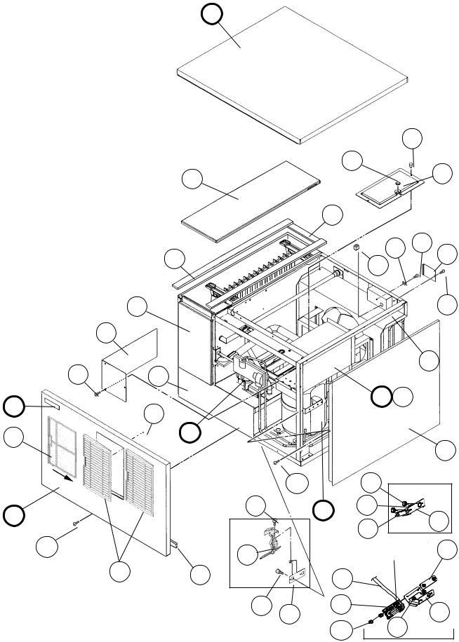 Hoshizaki KML-250MAH User Manual